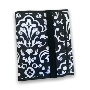 Thirty One iPad Case in Black Parisian Pop